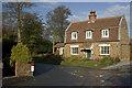 TA2032 : House on the corner, Lelley by Paul Harrop