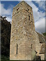 NZ0461 : Bywell St. Andrew - tower (2) by Mike Quinn