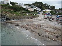 SX0080 : Port Gaverne by Philip Halling