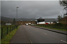 NM8162 : Ardnamurchan High School by Peter Bond