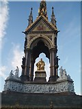 TQ2679 : Albert Memorial by Paul Gillett