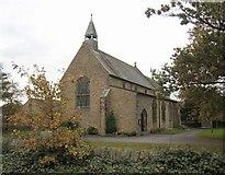 SD7134 : St Leonard's C of E Church Langho by Peter Simpson