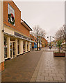 SU5309 : Whiteley Outlet Shopping Centre by Peter Facey