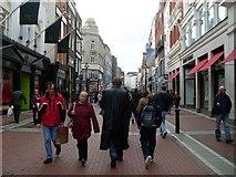 O1533 : Grafton Street by Stephen Sweeney