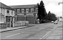 SU1584 : Garrard Factory, Newcastle Street by P L Chadwick