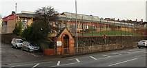 ST3288 : Eveswell Primary School, Newport by Jaggery