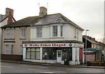 ST3288 : Wales Poker League shop, Newport by Jaggery