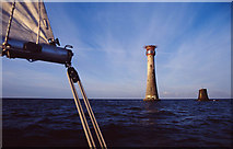 SX3833 : Eddystone Lighthouse by Andy Talbot