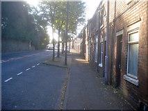 SK5163 : Chesterfield Road by Trevor Rickard