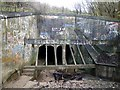 NZ4440 : Culvert under the Horden to Blackhall Colliery road by Andrew Curtis
