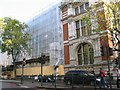 TQ2679 : Restoration Work at the Victoria and Albert Museum by Chris Reynolds