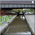 SK2324 : Dallow Lock No 7, Burton-upon- Trent by Roger  Kidd