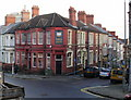 ST3187 : Red Lion, Newport by Jaggery