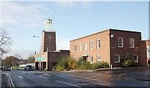 SO8455 : Castle Street, Worcester by Bob Embleton
