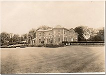 TQ6311 : Herstmonceux Place by Miss Helen Mary James  (deceased)