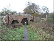 SE4561 : The Bridge, Little Ouseburn by Alan Murray-Rust