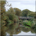 SK2828 : Trent and Mersey Canal west of Willington, Derbyshire by Roger  Kidd