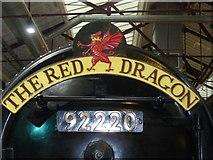 SU1484 : The Red Dragon by Colin Smith