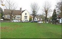 TR2647 : The Old School on the corner of Mill Lane by John Baker