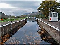 NH6140 : Dochgarroch Lock by John Allan