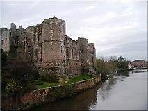 SK7954 : Newark Castle by SMJ