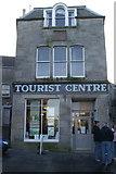 HU4741 : Tourist Centre, Lerwick by Mike Pennington