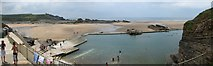 SS2006 : Bude  sea-water swimming pool by Roy Parkhouse