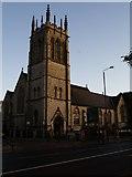 TQ2775 : St Barnabas Church, Clapham Common by tristan forward