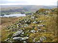 NM8502 : Hill fort on Creag a'Chapuill by Patrick Mackie
