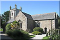 SW7752 : Perranzabuloe Parish Church by Fred James
