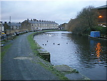 SD8538 : Leeds and Liverpool Canal by Alexander P Kapp