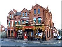 J3472 : The Hatfield House, Belfast by Kenneth  Allen