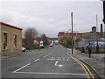 SE1537 : Dockfield Road - Otley Road by Betty Longbottom