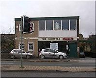 SE1437 : The Shuttle - Otley Road by Betty Longbottom