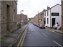 SE1437 : Wharf Street - Otley Road by Betty Longbottom