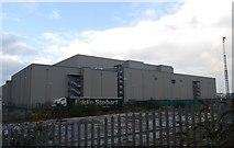 TQ5977 : Procter & Gambles Soap making Works, Thurrock by N Chadwick