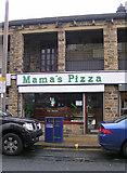 SE1039 : Mama's Pizza - Park Road by Betty Longbottom