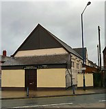 SJ9499 : Kingdom Hall, Ashton under Lyne by Gerald England