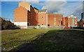 J3373 : The Lincoln Centre site, Belfast by Albert Bridge