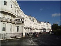 TQ3303 : Lewes Crescent by Paul Gillett
