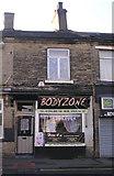 SE1734 : Bodyzone - Dudley Hill Road by Betty Longbottom