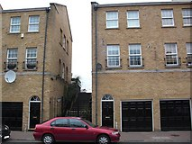 TQ3680 : King & Queen Dock pub (site of) 227, Rotherhithe Street, London, SE16 by Chris Lordan