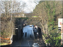 SP1196 : Railway Viaduct, Park Road, Sutton Coldfield by Michael Westley