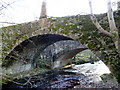 NC8400 : Bridges over Golspie Burn by sylvia duckworth