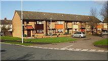 ST3186 : David Close, Newport by Jaggery
