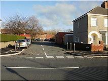 ST3186 : Robert Place, Newport by Jaggery