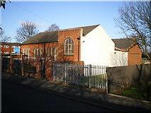 SO9593 : Mount Horeb Pentecostal Church by Richard Law