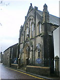 SD8789 : Hawes Methodist Church by Alexander P Kapp