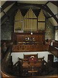 SD8789 : Hawes Methodist Church, Interior by Alexander P Kapp