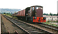 J3583 : DH and passenger train, Bleach Green Jct near Whiteabbey by Albert Bridge